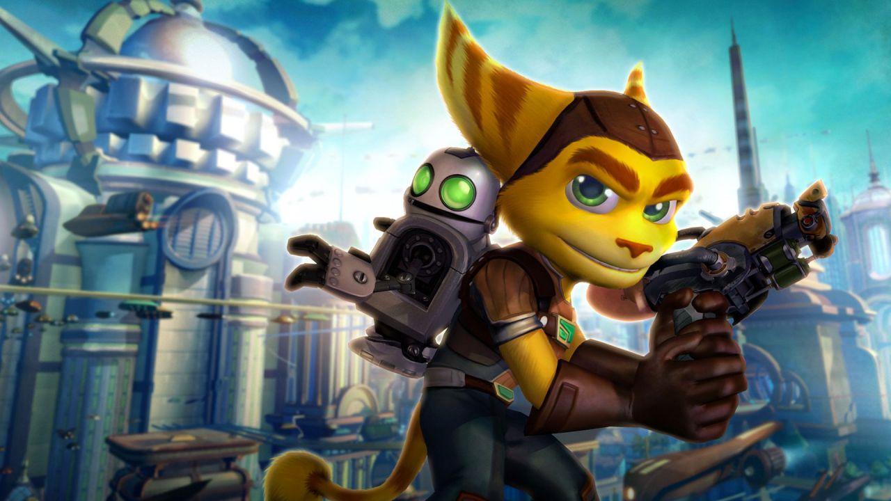 Ratchet & Clank per PS4 è l'episodio della serie venduto più velocemente di sempre