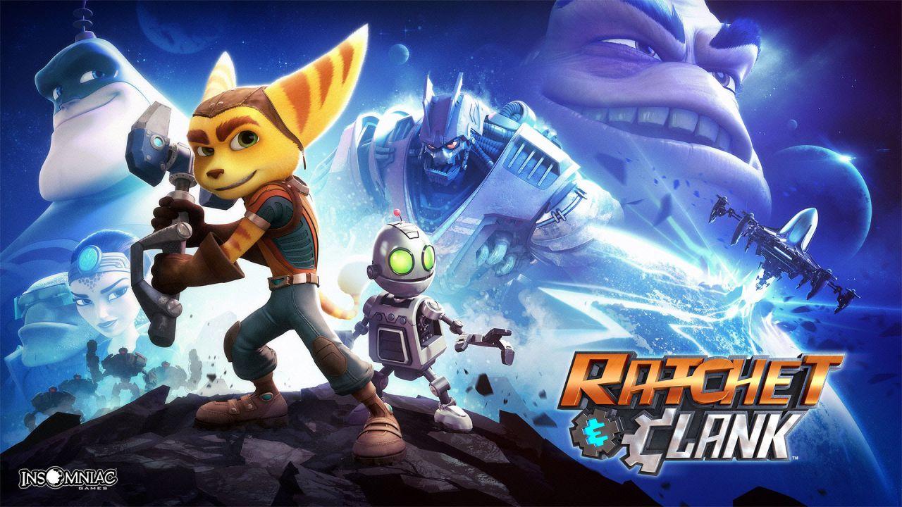 Ratchet & Clank per PS4 gratis: Sony rilancia l'iniziativa Play at Home