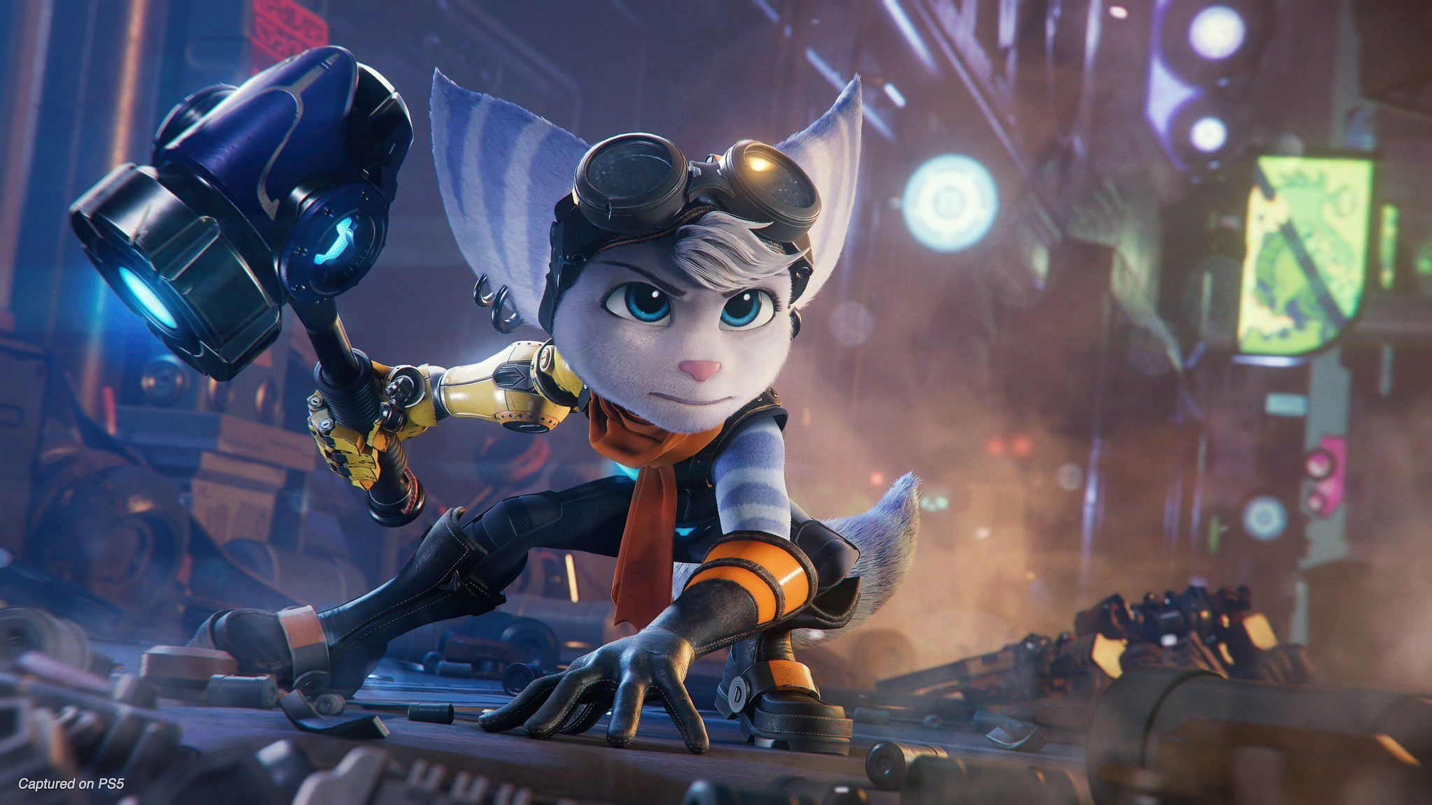 Ratchet & Clank: Rift Apart: video gameplay da PS5