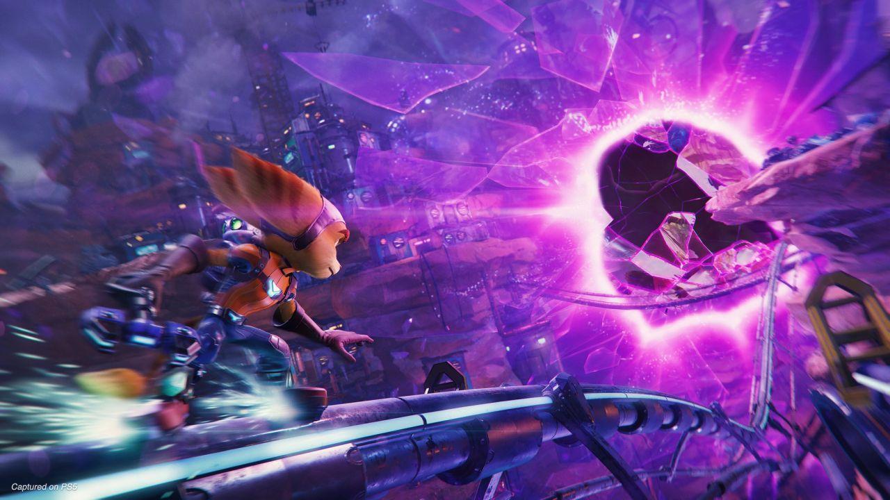 Ratchet & Clank Rift Apart avrà dei caricamenti ma saranno fulminei, promette Insomniac