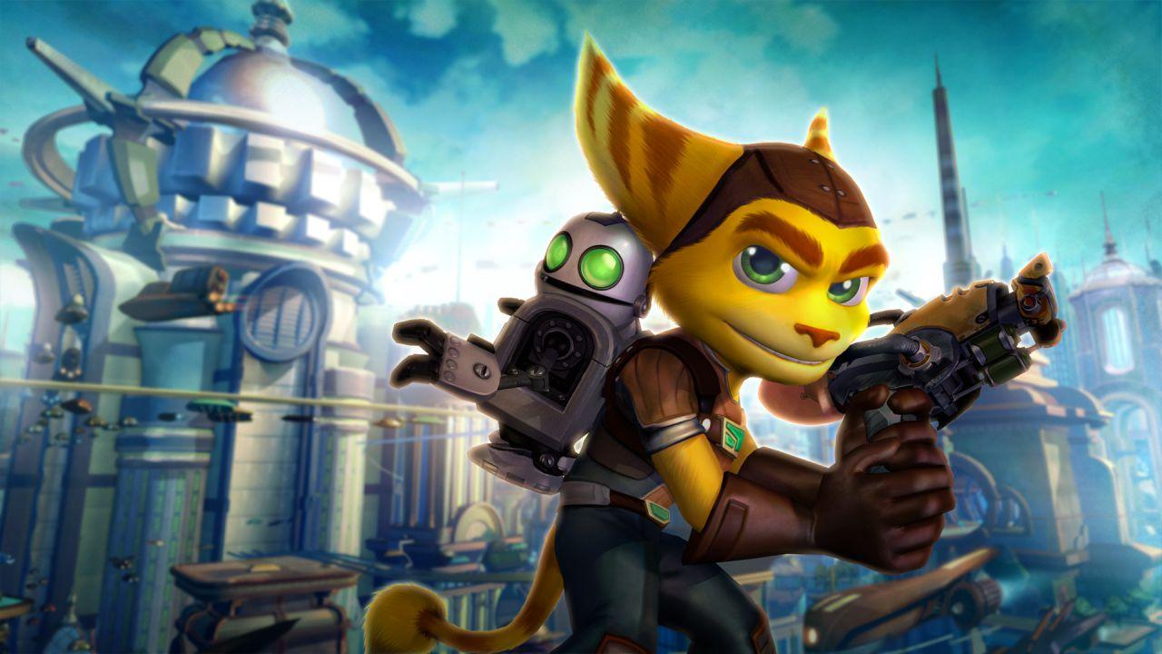 Ratchet & Clank sarà aggiornato per PlayStation 4 Pro