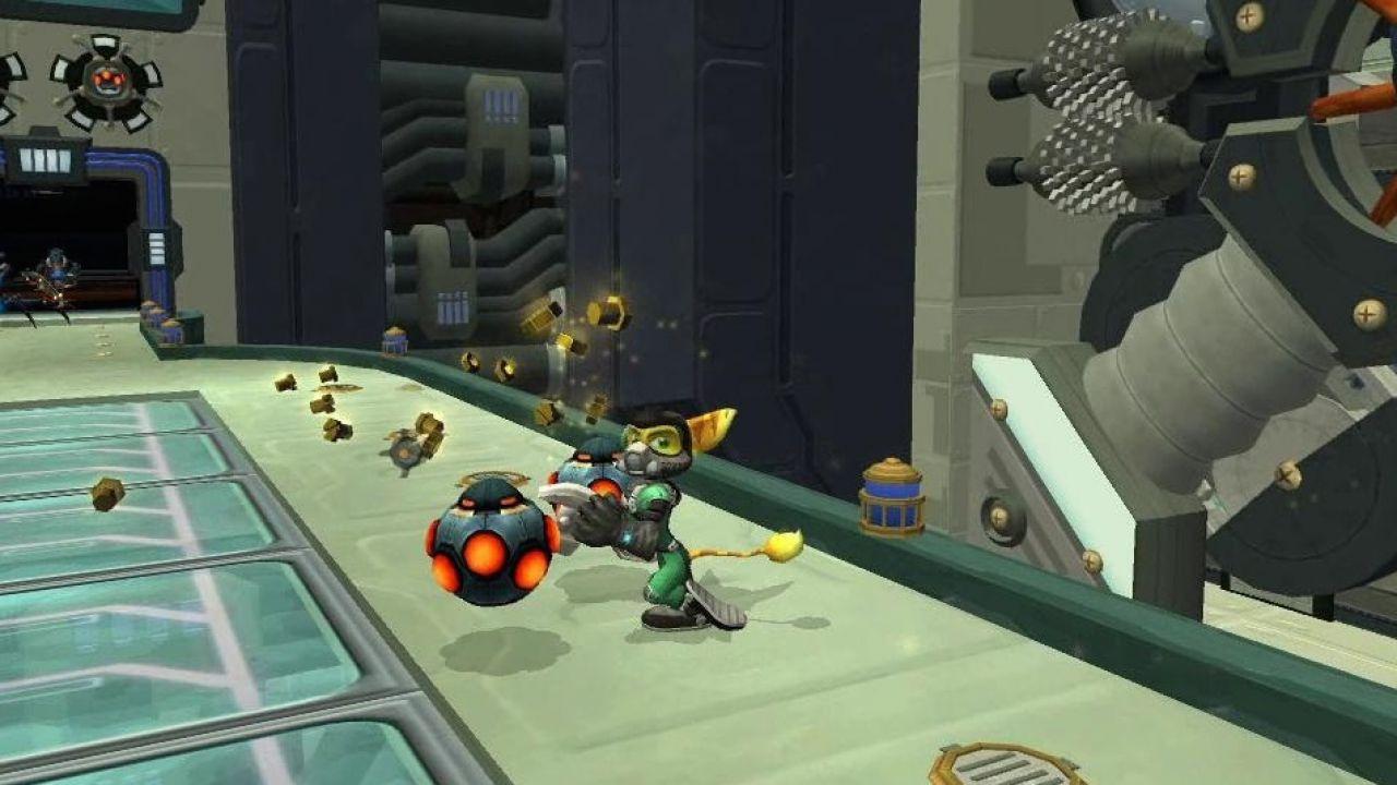 Ratchet & Clank Trilogy, avvistata la versione per PlayStation Vita