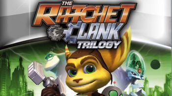 Ratchet & Clank Trilogy: trailer di lancio