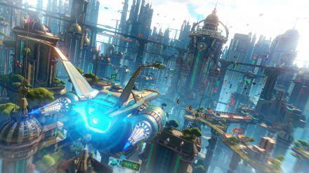 Ratchet & Clank: un videoconfronto tra PS4 e PS2
