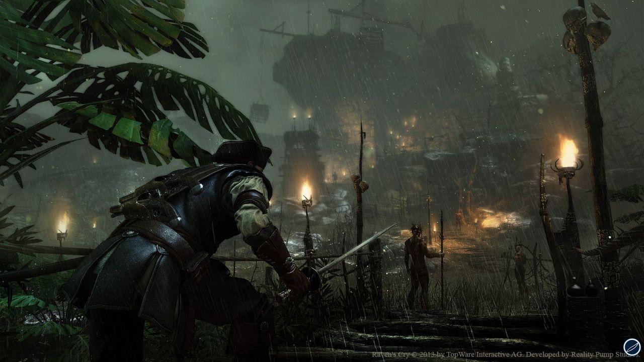 Raven's Cry: confermati i requisiti tecnici per la versione PC