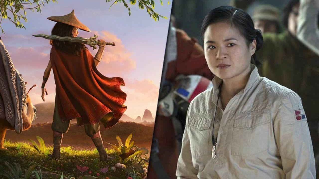 Raya e l'ultimo drago, Kelly Marie Tran: 'Incredibile essere principessa sud-est asiatica'