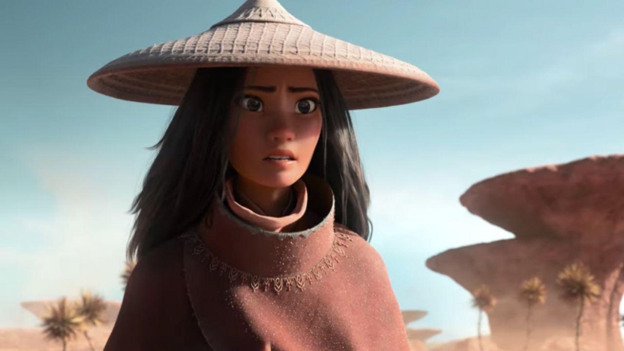 Raya e l'ultimo drago: il nuovo film Disney da oggi in Italia, come vederlo in streaming