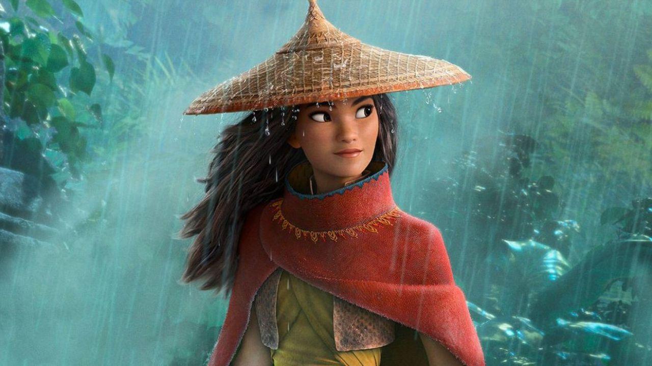 Raya e l'ultimo drago: quando diventerà gratis su Disney Plus?