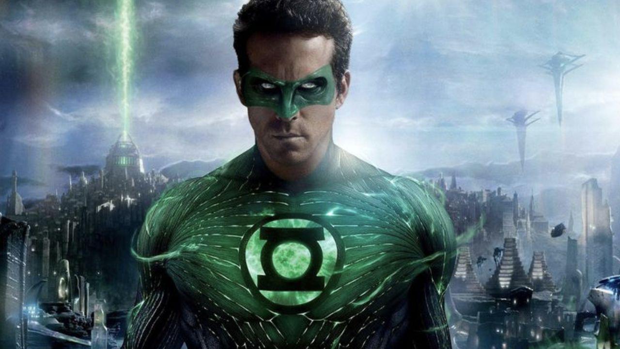 Rayen Reynolds si prende gioco di Green Lantern durante un discorso di commiato: il video