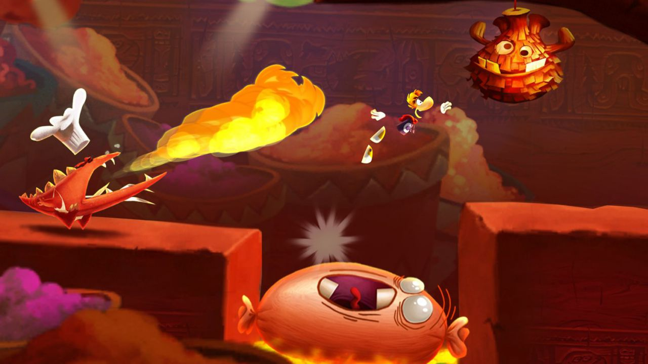 Rayman Fiesta Run: come scaricarlo gratis su iOS