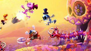 Rayman Fiesta Run: pubblicate le prime immagini