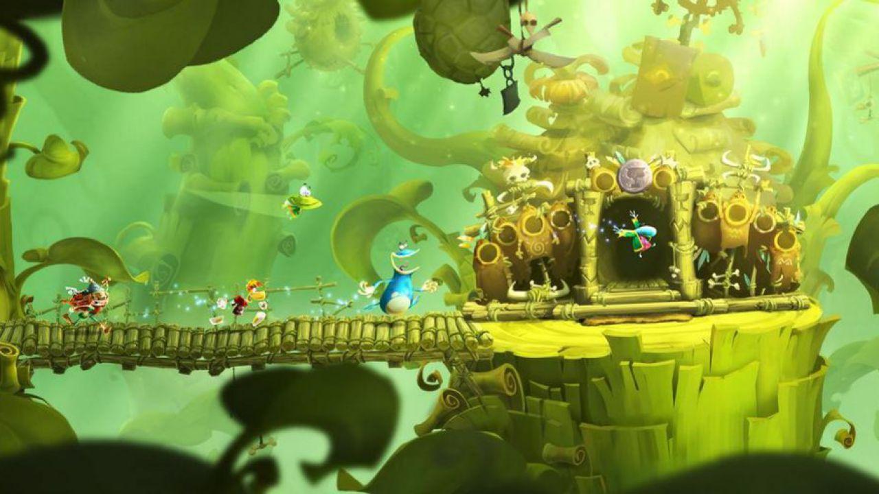Rayman Legends: i livelli mancanti su PSVita saranno aggiunti con un DLC gratuito