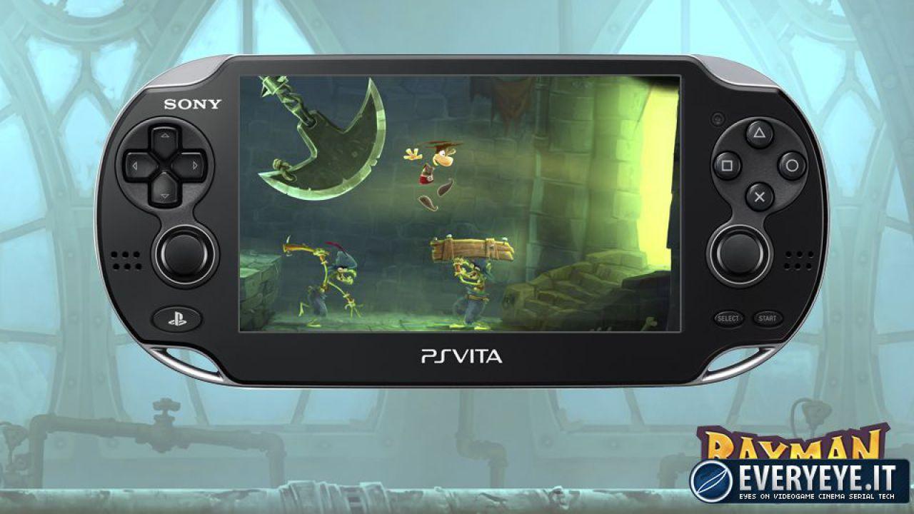 Rayman Legends: nel Regno Unito la versione più venduta è quella per Wii U