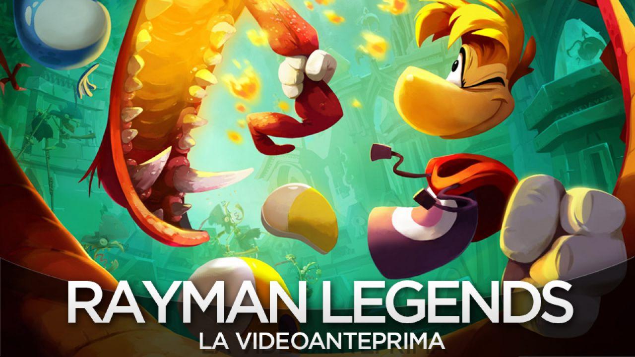 Rayman Legends per PlayStation Vita: il DLC con i livelli mancanti arriverà il 26 novembre