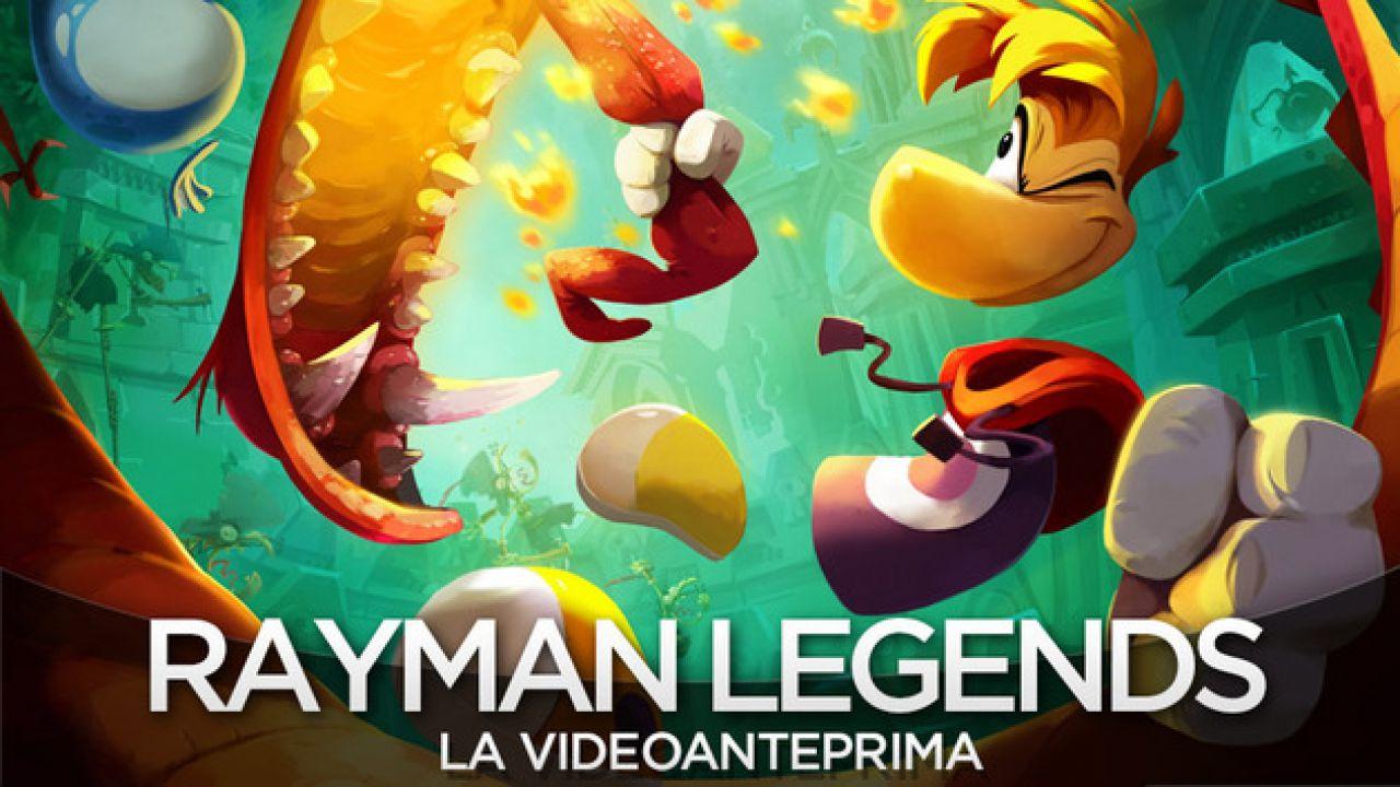 Rayman Legends per Wii U ha venduto meno di 1.500 copie in Giappone