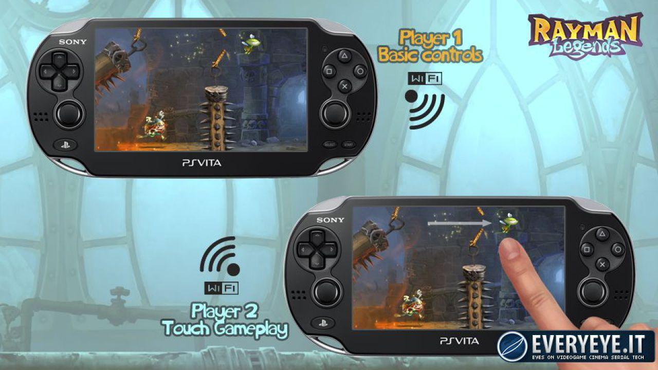 Rayman Legends: la versione PSVita conterrà meno livelli rispetto alle altre piattaforme?