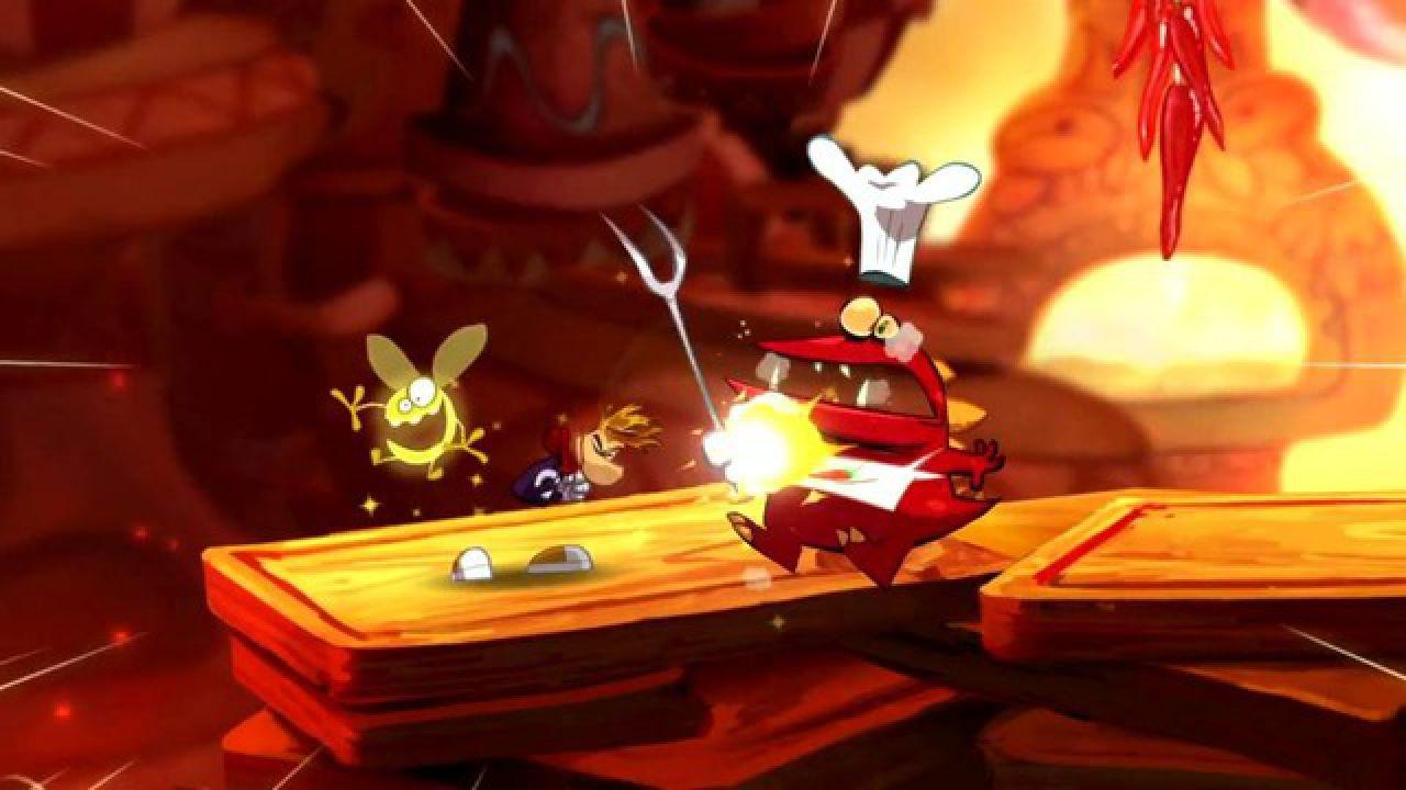 Rayman Origins ora disponibile su PC