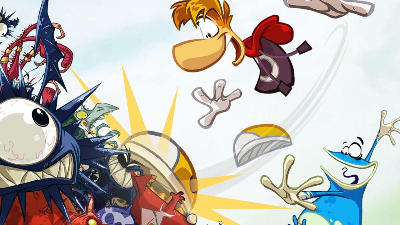 Rayman Origins scaricabile gratis su PC