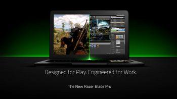 Razer Blade Pro: NVIDIA GTX 1080 in un notebook spesso solo 22,5 mm