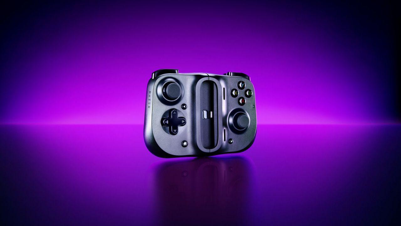 Razer lancia il Kishi Universal Gaming Controller per Android
