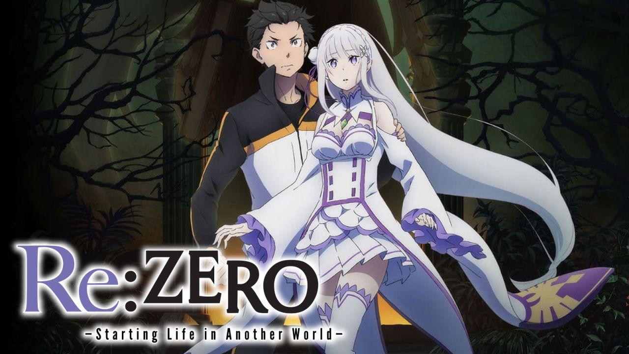 Re:Zero, live stream in programma il 10 dicembre, in arrivo informazioni sui nuovi episodi