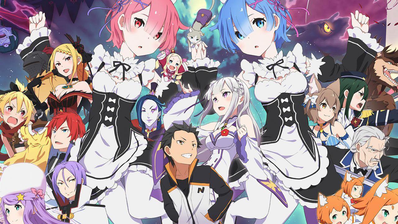 Re: Zero, il secondo OVA della serie è ora disponibile su Crunchyroll Italia