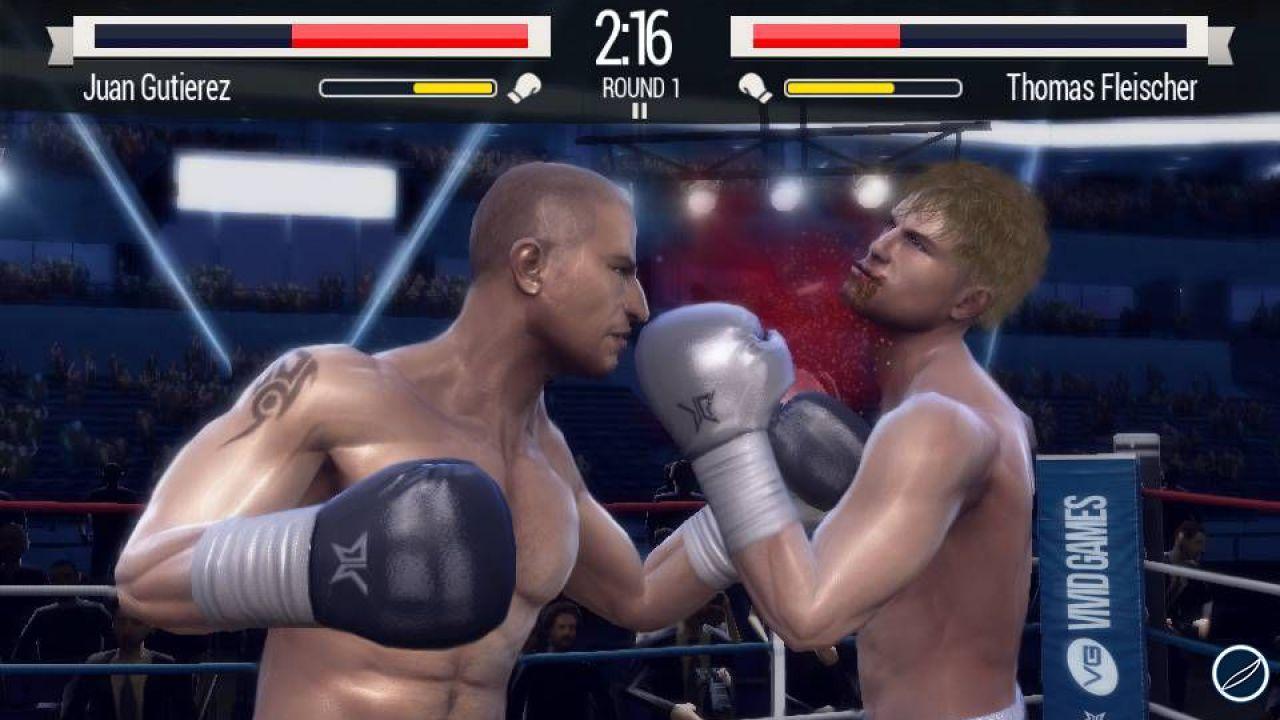 Real Boxing disponibile su PSVita: annunciato il torneo 'Real Boxing Vita European Championship'