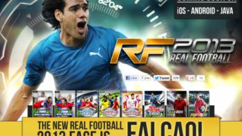Real Football 2013 disponibile su App Store