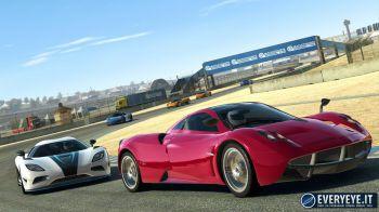Real Racing 3 si aggiorna con le auto italiane