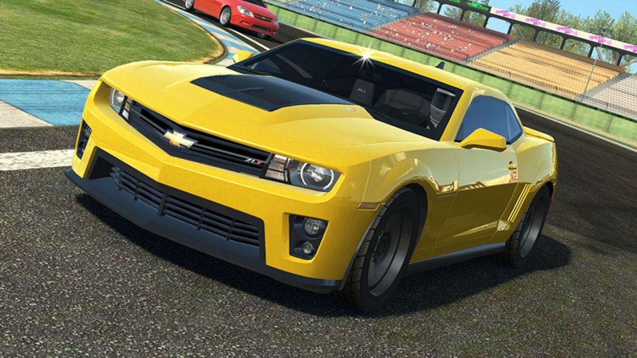 Real Racing 3 si aggiorna con nuove auto