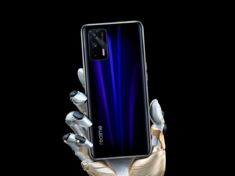 Realme GT ufficiale con Qualcomm Snapdragon 888: scheda tecnica e prezzo