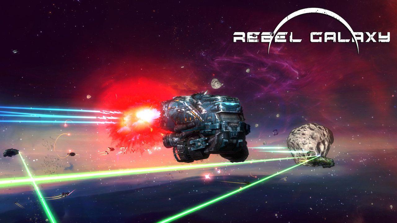 Rebel Galaxy arriverà a gennaio su PS4 e Xbox One