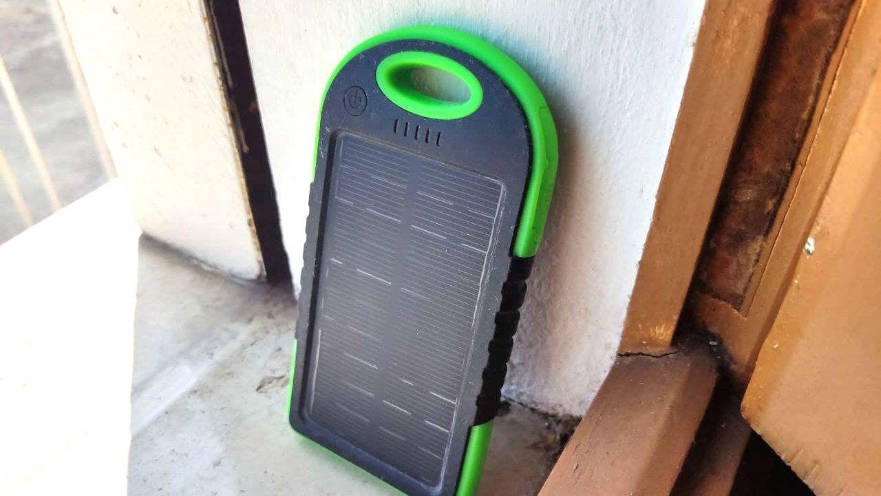 Recensione Powerbank Solare Fiera Elettronica: il best buy dei best buy!