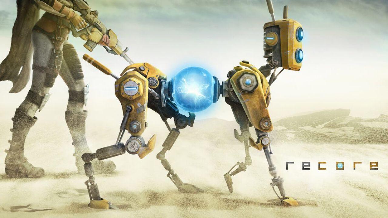 ReCore si mostra in 15 minuti di gameplay
