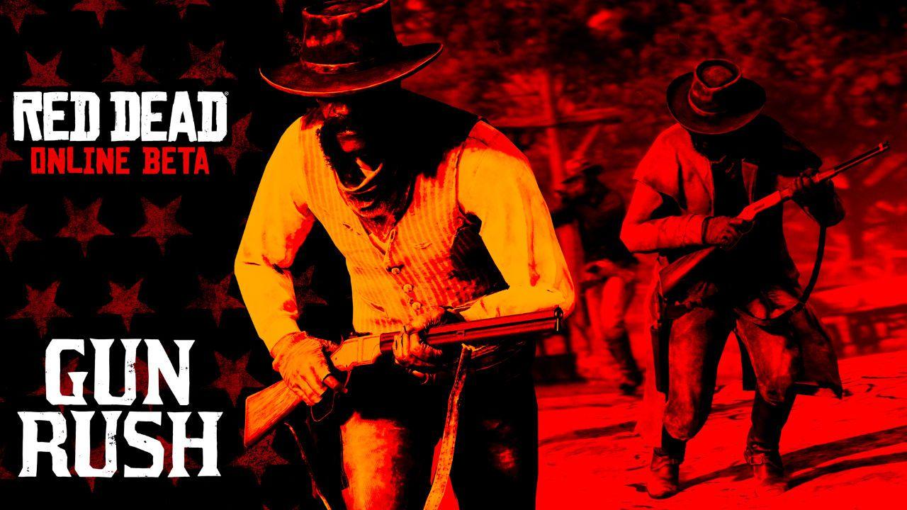 Red Dead Online: il nuovo update introduce la modalità Gun Rush