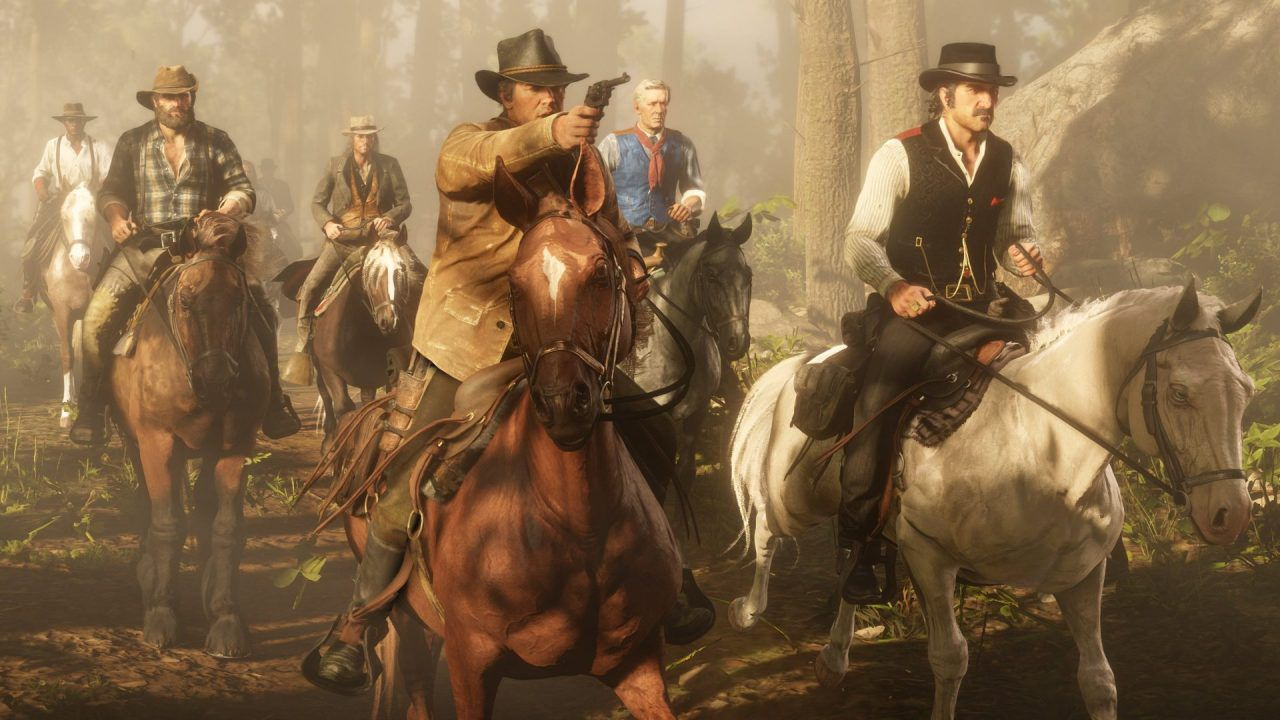 Red Dead Redemption 2: un glitch permette di esplorare il