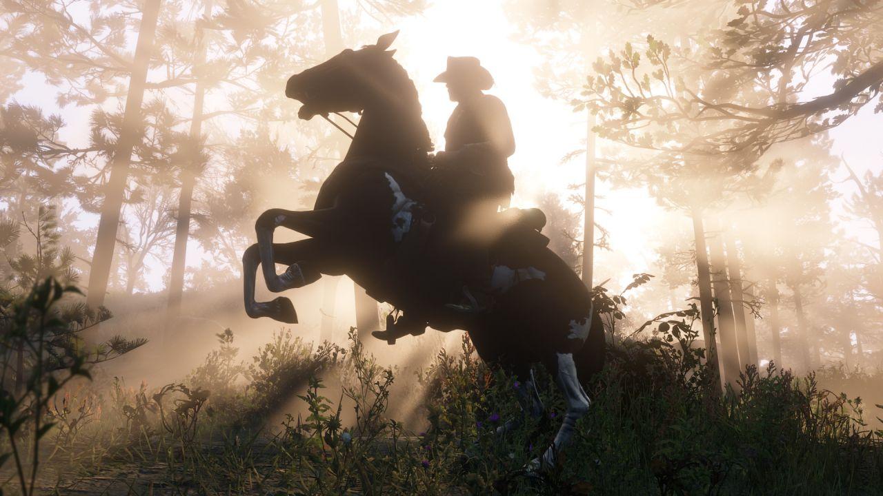 Red Dead Redemption 2: Kotaku svela un dettagli sui... testicoli dei cavalli