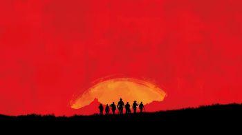 Red Dead Redemption 2: Rockstar pubblica una nuova immagine teaser