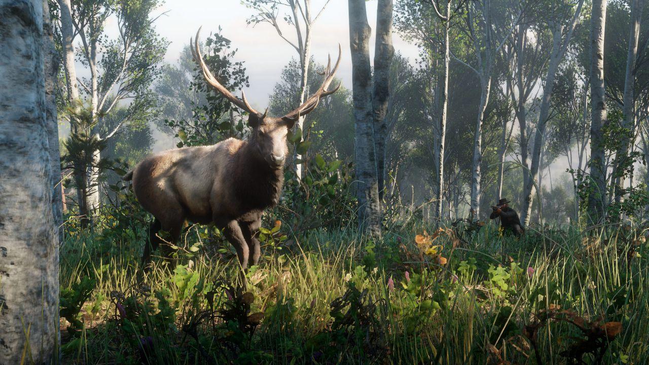 Red Dead Redemption 2: TV USA scambia un'immagine ingame per una foto di escursionismo!