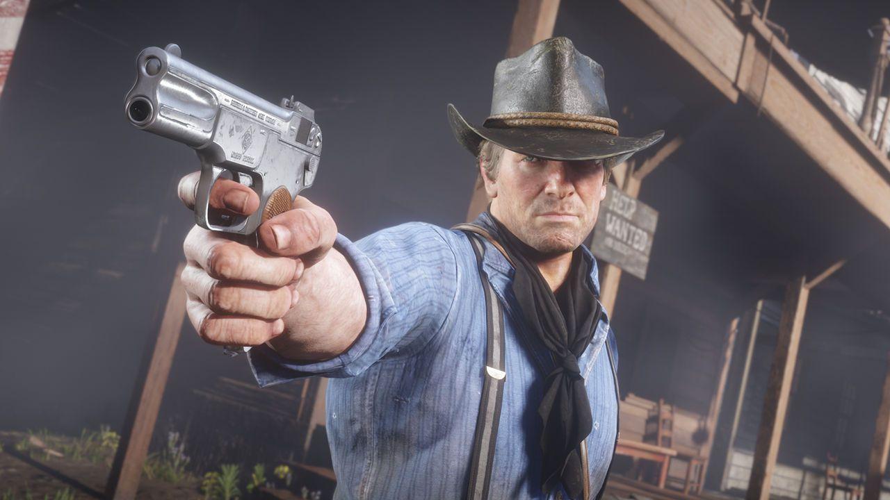 Red Dead Redemption 2: la voce di Arthur svela i dettagli su una missione tagliata