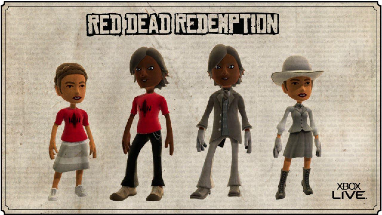 Red Dead Redemption: il DLC Myths and Mavericks disponibile su XBLA e in arrivo domani su PSN