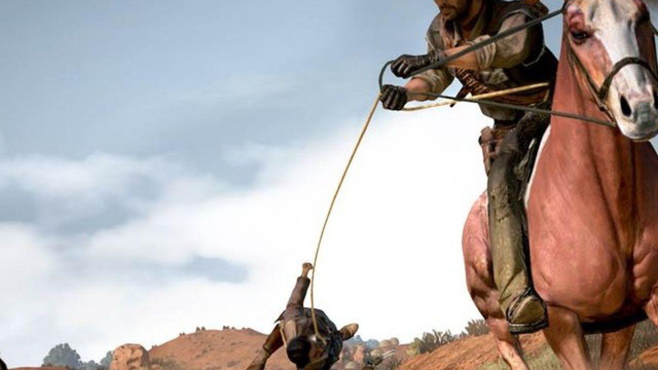 Red Dead Redemption, il Free Roaming multigiocatore diventerà meno ostile