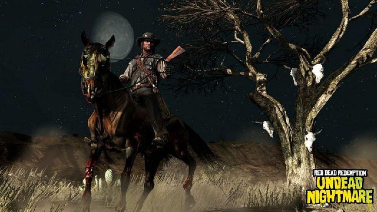 Red Dead Redemption, prime immagini per il DLC 'Undead Nightmare'