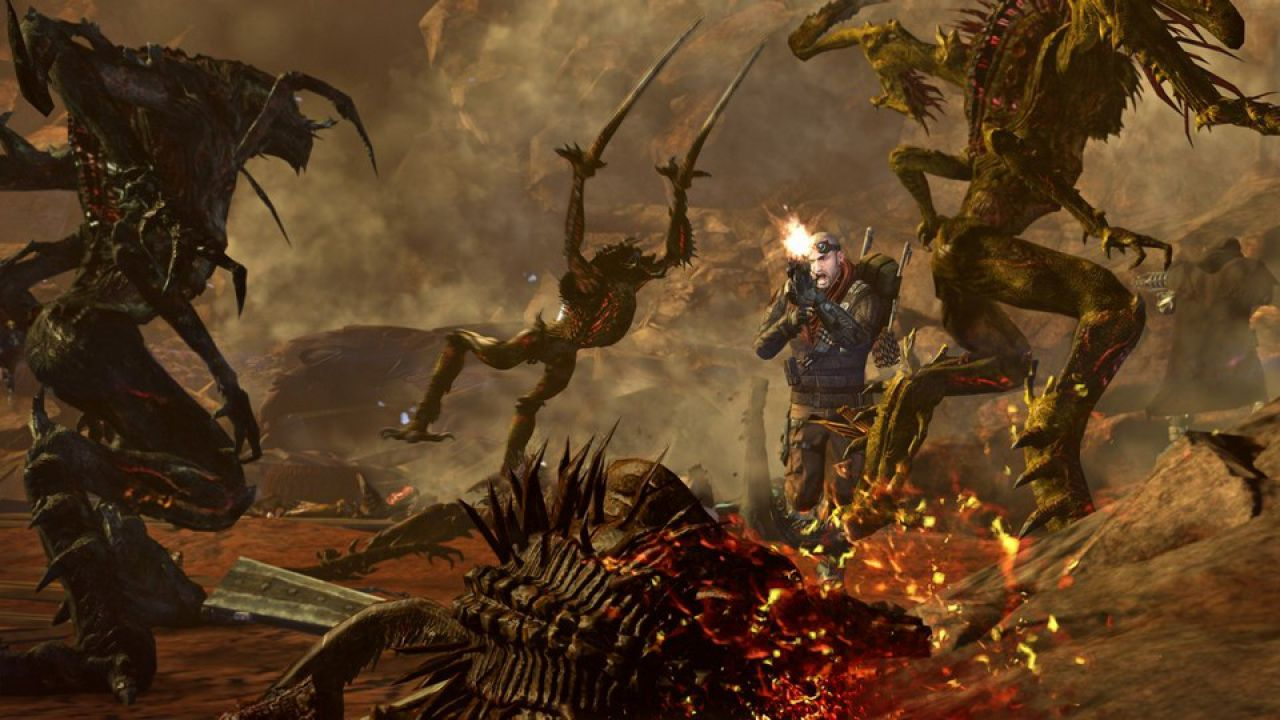 Red Faction Armageddon: nuovo DLC disponibile