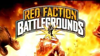 Red Faction: Battlegrounds, trailer di lancio