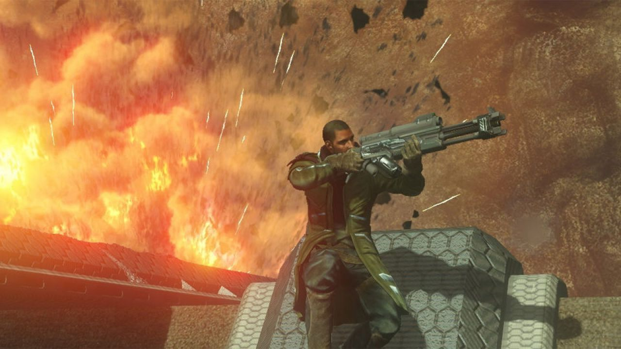 Red Faction Guerrilla 2: Nordic Games parla del gioco