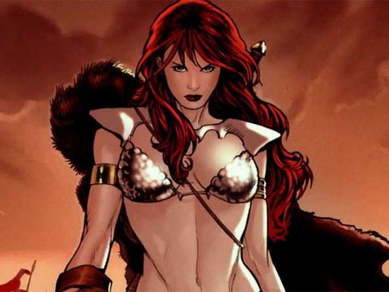Red Sonja è sempre più concreto: sarà scritto dall'autrice di Tomb Raider e The Witcher!