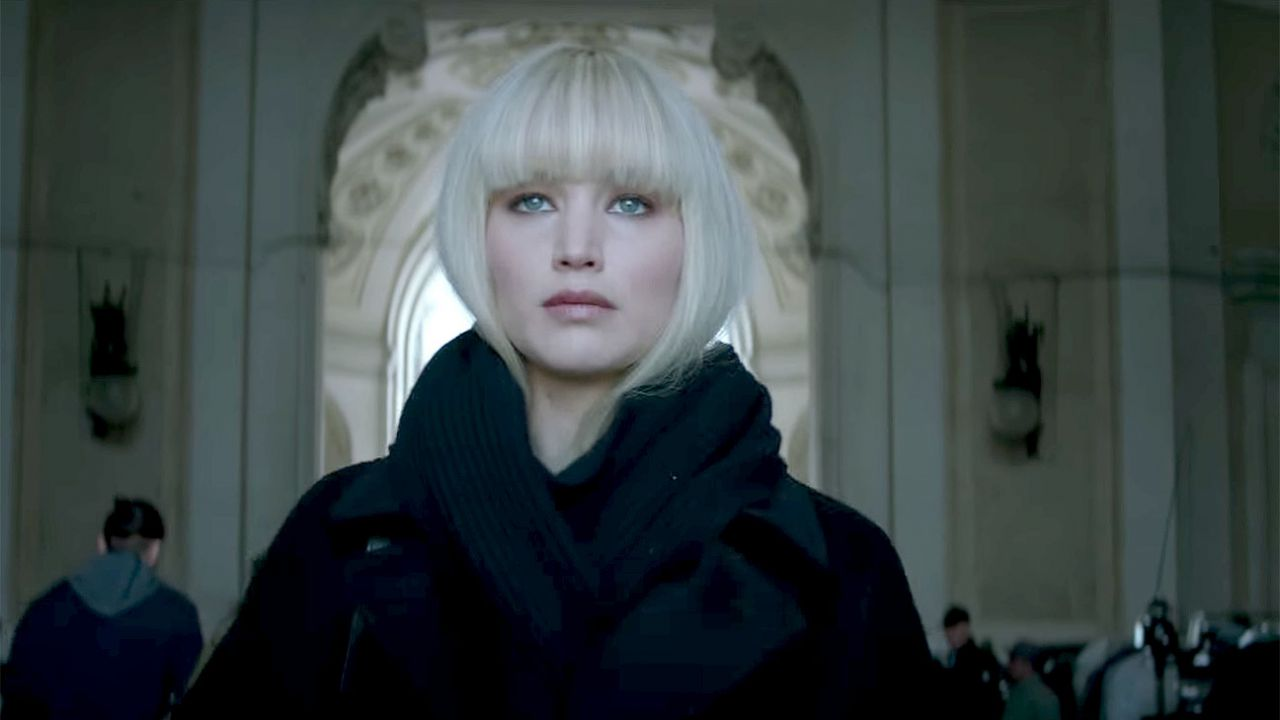 Red Sparrow: il nuovo spy-thriller con Jennifer Lawrence sarà Rated R