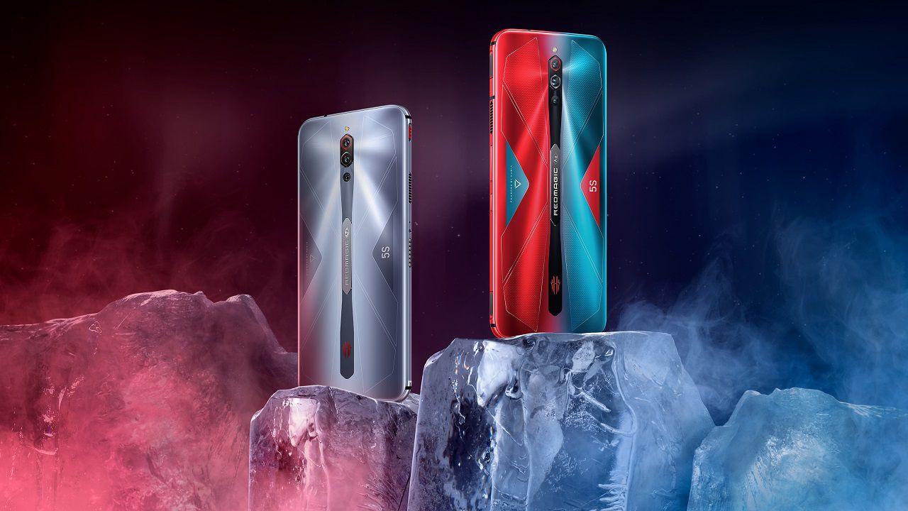 RedMagic 5S ufficiale: smartphone da gaming con display a 144 Hz