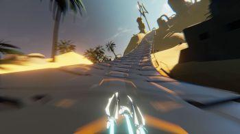 Redout: Il titolo di corse in stile WipEout avrà una beta su PC